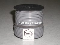 100' Gray 12 Gauge Primary Wire Qty (1)