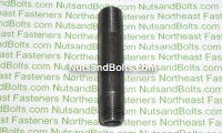 1/8 x 2 Black Pipe Long Nipple Qty (1)