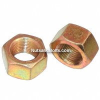 7/16 - 20 Hex Nut SAE Qty(50)
