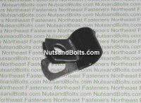 1/2 Inside Dia. 13/32 Hole Dia.- Clamps - Steel - Insulated Qty (25)