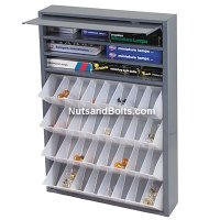 Tilt Out Tray Dispensing Cabinet