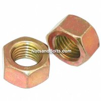 "1"" - 8 Hex Nut USS Qty(10)"