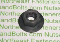 M6-1.0 Metric Free Spinning Washer Nuts Qty (25)