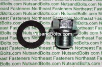 Thread M16.4-1.33 O.S. Hex 19mm Oil Drain Plugs Qty (5)
