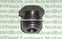 3/8 x 1/8 Black Pipe Bushing Qty (1)