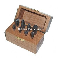 8 Piece Carbide Bur Set