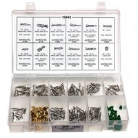 Auveco O.E.M. Electrical Terminal Assortment - 223 Pieces