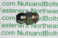 "1/4""-28 Straight Grease Fitting Qty (50)"