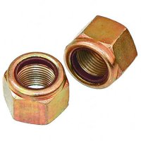 Nylon Lock Nuts Grade 8 Fine