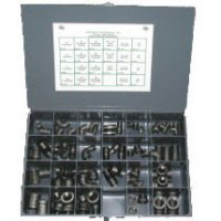 Black Iron Pipe Assortment - 64 pieces
