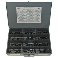 Auto O.E.M. Blind Rivet Assortment - 180 Pieces