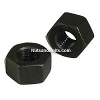 2H Heavy Hex Nuts Coarse