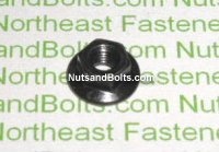 M4-.7 (Thread Size) Metric Hex Flange Nuts Qty (50)