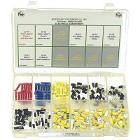 Electrical Connector Assortment - 180 pieces