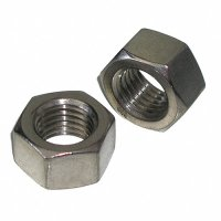 1/4 - 20 Stainless Steel Hex Nuts Qty (100)