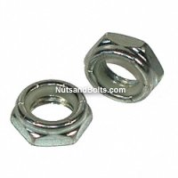 1/4-20 Nylon Jam Nut Coarse Qty (50)