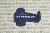 16-14 Scotch Lock Electrical Terminals Blue Qty (100)