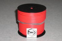 100' Red 12 Gauge Primary Wire Qty (1)