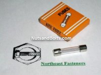 5 AMP AGC Glass Fuses Qty (5)