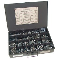 Nut, Bolt and Washer Assortment Grade 5 USS 1150 Pieces