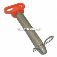 1 1/4 x 7 Heavy Duty Trailer, Tractor or Cart Hitch Pin Qty (1)