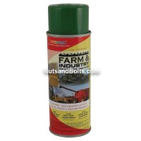 John Deere Green Industrial Equipment Spray Paint - Seymour16-268JDG