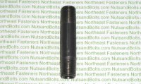 1/4 x 2 1/2 Black Pipe Long Nipple Qty (1)