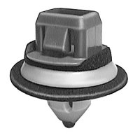 Lexus Front Door Outside Moulding Clip Qty (5)