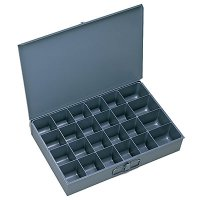 Metal Drawer (Small) - Compartment Drawer - 24 bins