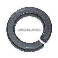 1/4 Stainless Steel Split Lock Washers Qty (100)