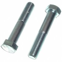 M8 X 1.25 X 40 Metric Hex Bolt / Hex Cap Screw Qty(15)