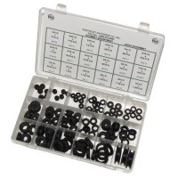 Grommet Assortment - 108 Pieces