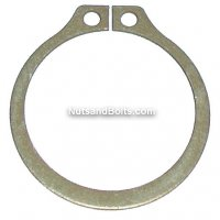 3/4 Inch Basic External Retaining Ring Shaft Dia. Qty (50)