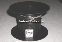 100' Black 10 Gauge Primary Wire Qty (1)