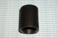 "1"" Black Pipe Merchant Coupling Qty (1)"
