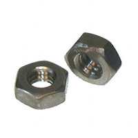 #12-24 Stainless Steel Machine Hex Nut Grade 18.8 Qty (1)
