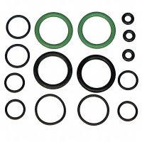Rubber O Rings Index