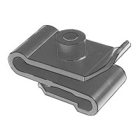 "Lexus Nylon ""U"" Nut Qty (10)"