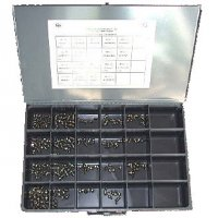 Grease Fitting Assortment - 165 pieces