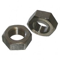 1/4-20 Stainless Steel Jam Nut Grade 18.8 Coarse Qty (1)