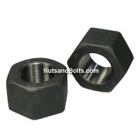 1/4-28 2H Heavy Hex Nut Fine Qty (100)