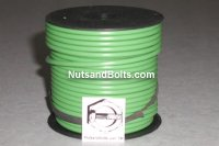 100' Green 12 Gauge Primary Wire Qty (1)