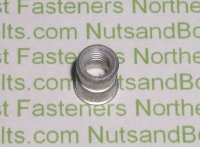 10 - 32 SAE Nutserts Inserts - Auveco Qty (100)