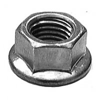 Honda Spin Lock Nut M10-1.25 X 20MM Od Qty (25)