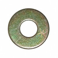 9/16 Flat Washer Grade 8 USS Qty (20)
