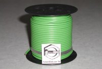100' Green 14 Gauge Primary Wire Qty (1)