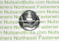 M8-1.25 (Thread Size) Metric Flange Lock Nuts Qty (50)