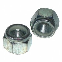 1/2 - 20 Nylon Lock Nuts Fine Qty(50)
