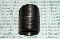 3/4 Black Pipe Close Nipple Qty (1)