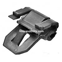 Honda Belt Moulding Clip 20MM Wdth 24MM Lgth Qty (25)